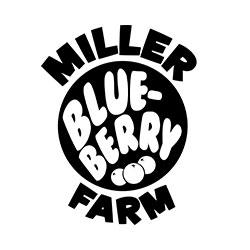 Miller Blueberry Logo Tshirt 2014